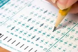 image of scantron