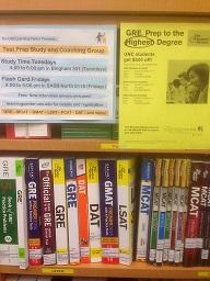 test prep library