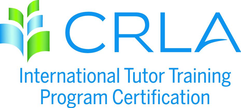 CRLA International Tutor Training Program Certification Logo